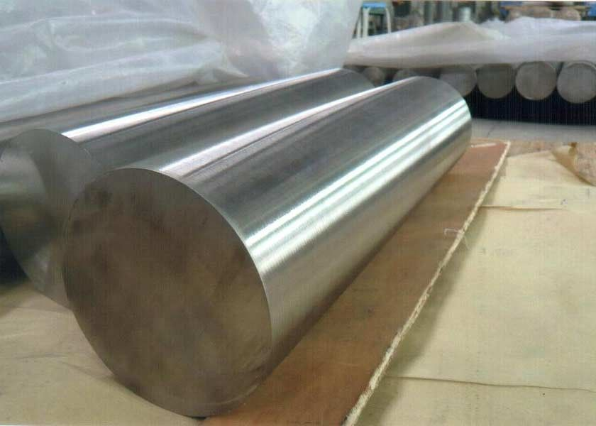 GR1 GR2 Pure Titanium Bar ASTM B348 Dia6-Dia350 For Seawater Desalination Industry